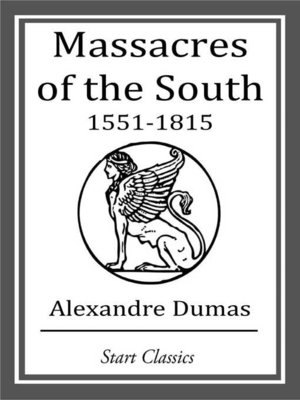 cover image of Massacres of the South