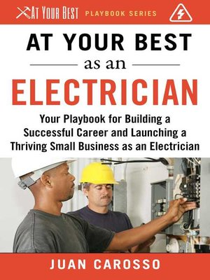 cover image of At Your Best as an Electrician
