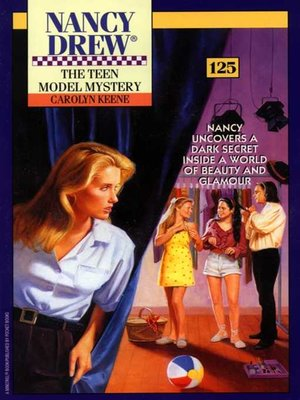 cover image of The Teen Model Mystery