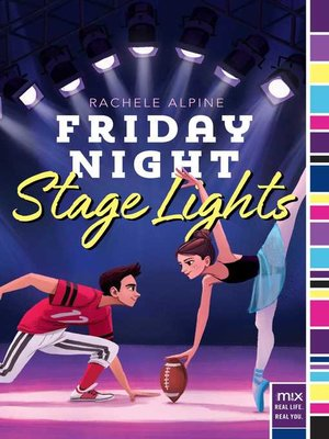 cover image of Friday Night Stage Lights