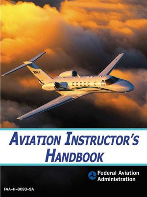 cover image of Aviation Instructor's Handbook