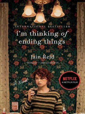 Cover image for I'm Thinking of Ending Things