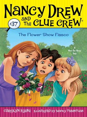 cover image of The Flower Show Fiasco