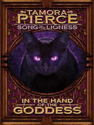 cover image of In the Hand of the Goddess