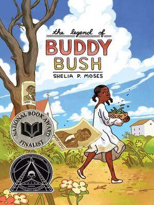 cover image of The Legend of Buddy Bush