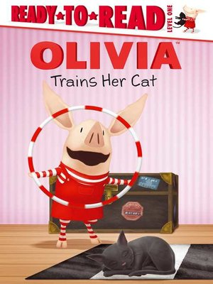 cover image of Olivia Trains Her Cat