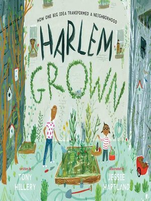 cover image of Harlem Grown