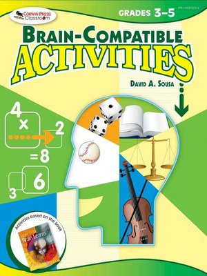 cover image of Brain-Compatible Activities, Grades 3-5