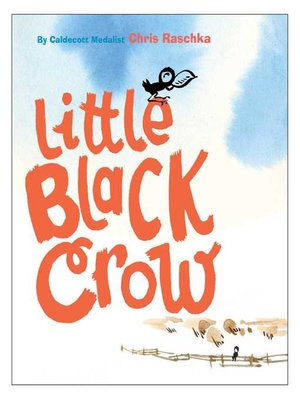 cover image of Little Black Crow