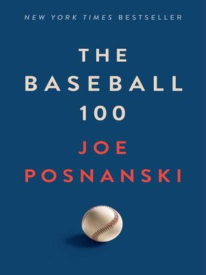 cover image of The Baseball 100