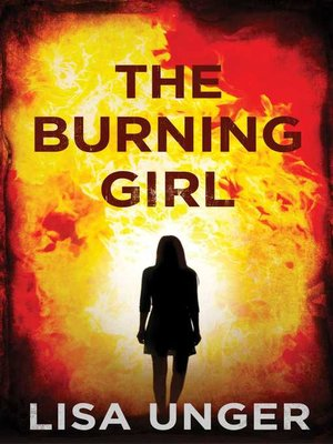 cover image of The Burning Girl