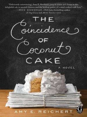 cover image of The Coincidence of Coconut Cake