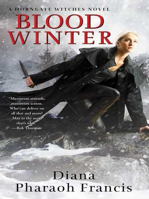 cover image of Blood Winter