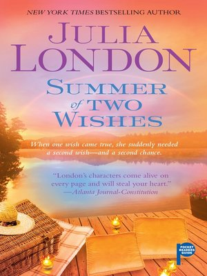 cover image of Summer of Two Wishes