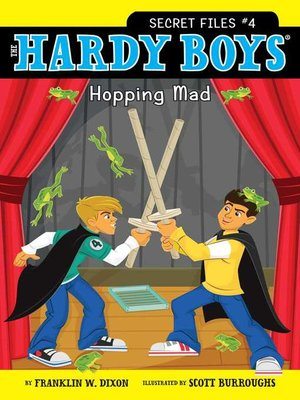 cover image of Hopping Mad