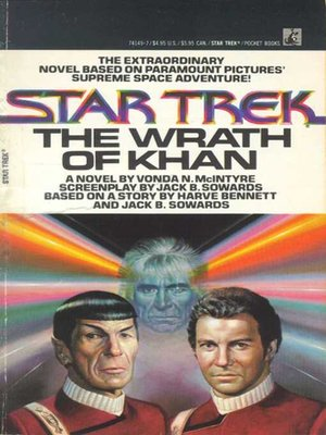 cover image of The Wrath of Khan