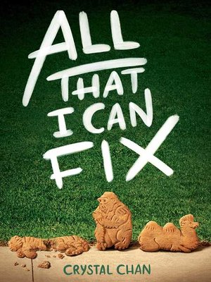 cover image of All That I Can Fix