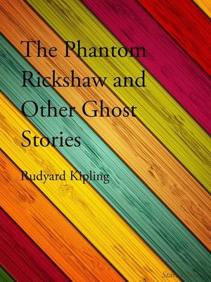cover image of The Phantom Rickshaw and Other Ghost