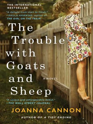cover image of The Trouble with Goats and Sheep