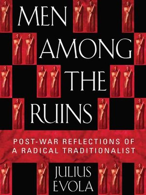 cover image of Men Among the Ruins