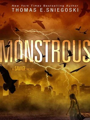 cover image of Monstrous