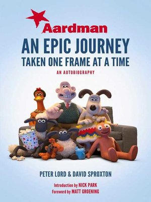 cover image of Aardman