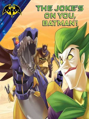 cover image of The Joke's on You, Batman!