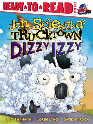 cover image of Dizzy Izzy