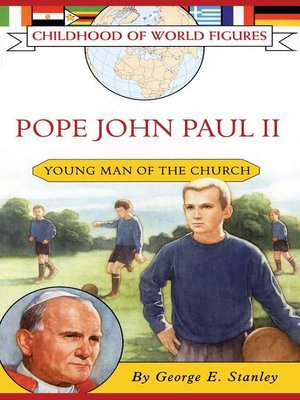 cover image of Pope John Paul II