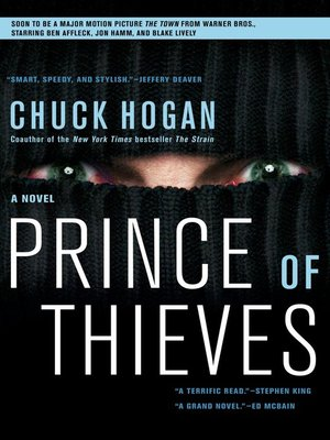cover image of Prince of Thieves