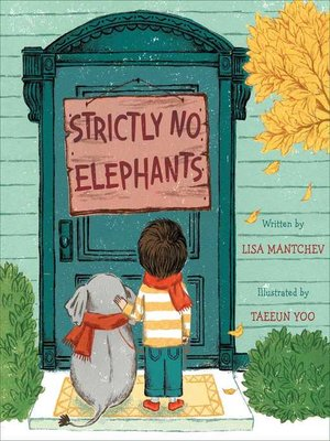 cover image of Strictly No Elephants