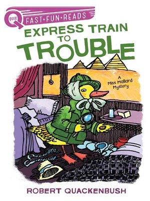 cover image of Express Train to Trouble