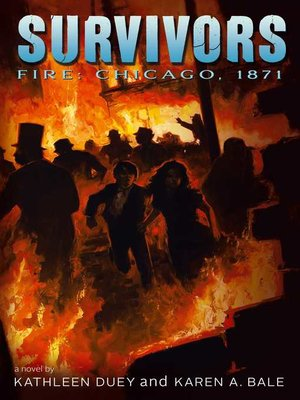 cover image of Fire: Chicago 1871