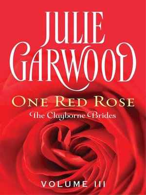 cover image of One Red Rose