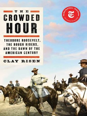cover image of The Crowded Hour