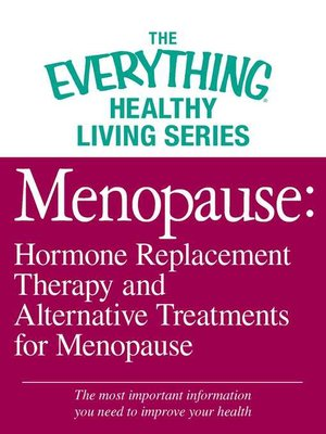cover image of Menopause