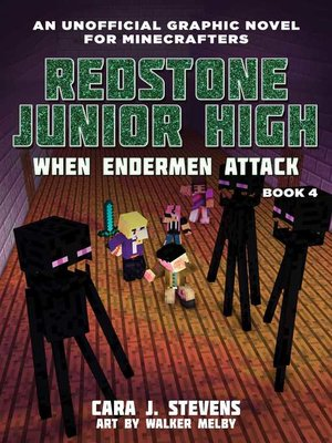 cover image of When Endermen Attack