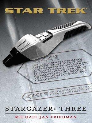 cover image of Stargazer Three