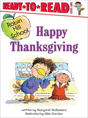 cover image of Happy Thanksgiving