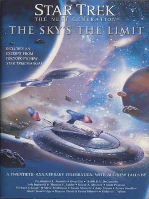 cover image of The Sky's the Limit