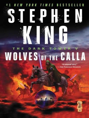 cover image of Wolves of the Calla