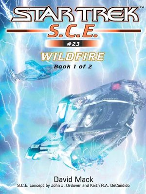 cover image of Wildfire, Book 1