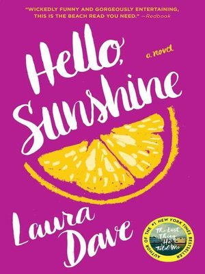 cover image of Hello, Sunshine
