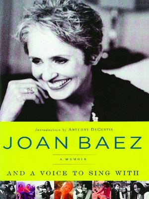 cover image of And a Voice to Sing With