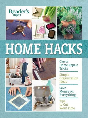 cover image of Reader's Digest Home Hacks