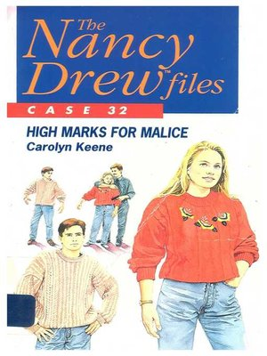 cover image of High Marks for Malice