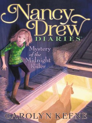 cover image of Mystery of the Midnight Rider