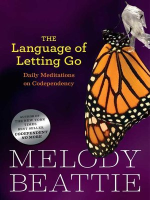 cover image of The Language of Letting Go
