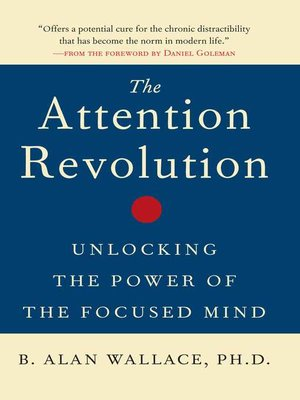 cover image of The Attention Revolution