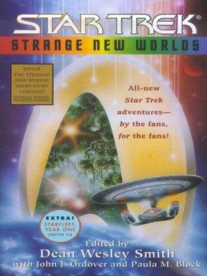 cover image of Strange New Worlds